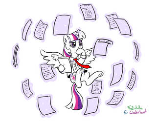 Paperwork [request] by FouDubulbe