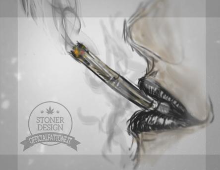 Smokin' by PaperSaurus