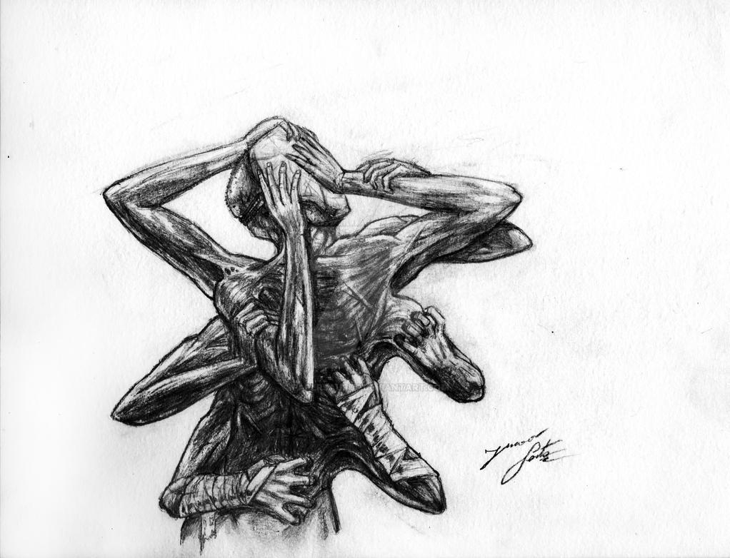 Disperazione by PaperSaurus