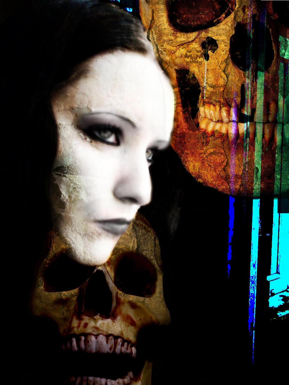 Skulls by Trashcn