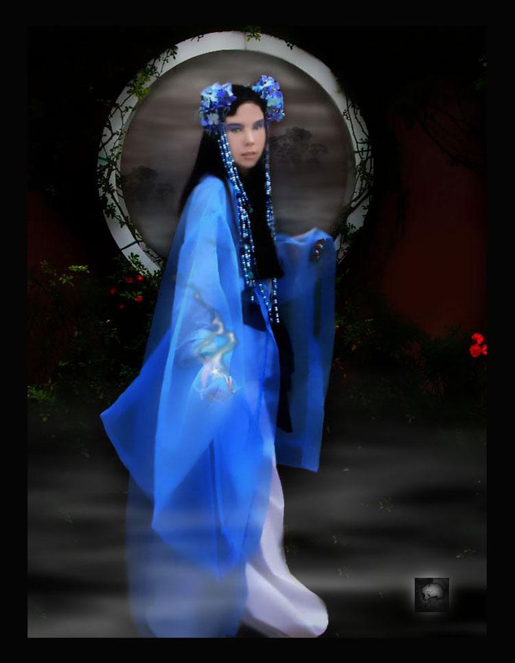 Izanami Goddess of Death by ~Trashcn on deviantART