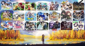 Folder Icon Anime Fall 2016 by KujouKazuya