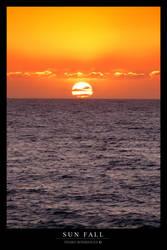 Sun Fall by PedroERodrigues
