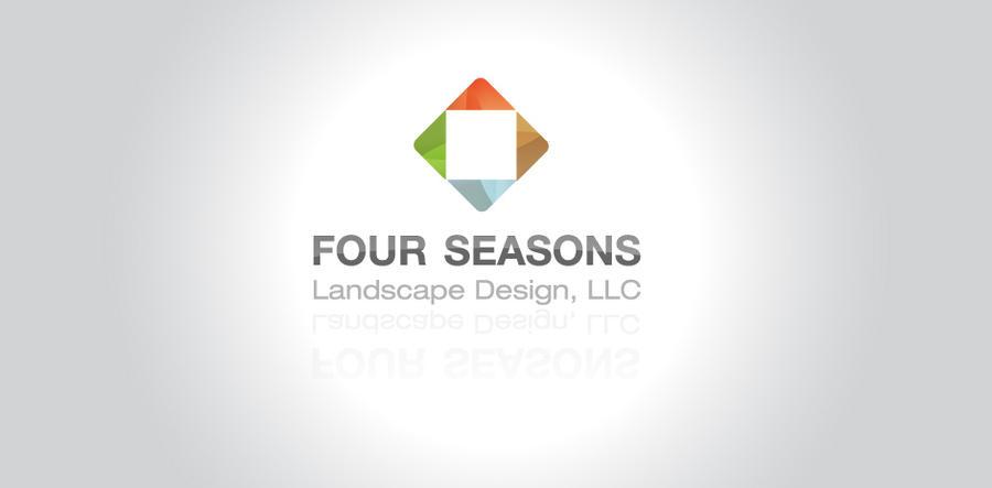 Four Seasons Logo Four Seasons Logo Design by