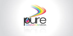 pure imagination media logo by H-A-designs