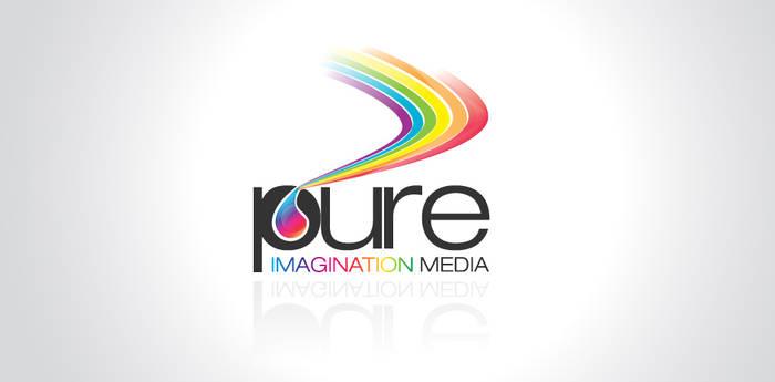 pure imagination media logo