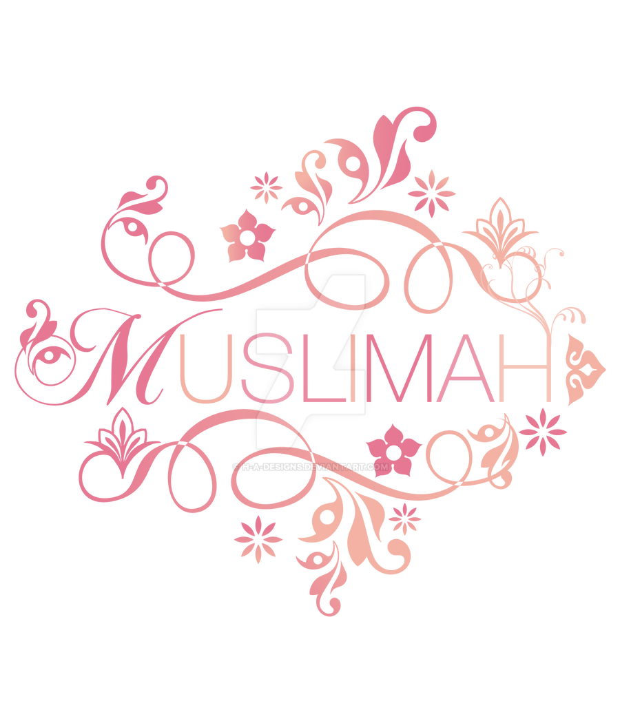 Muslimah floral by H-A-designs