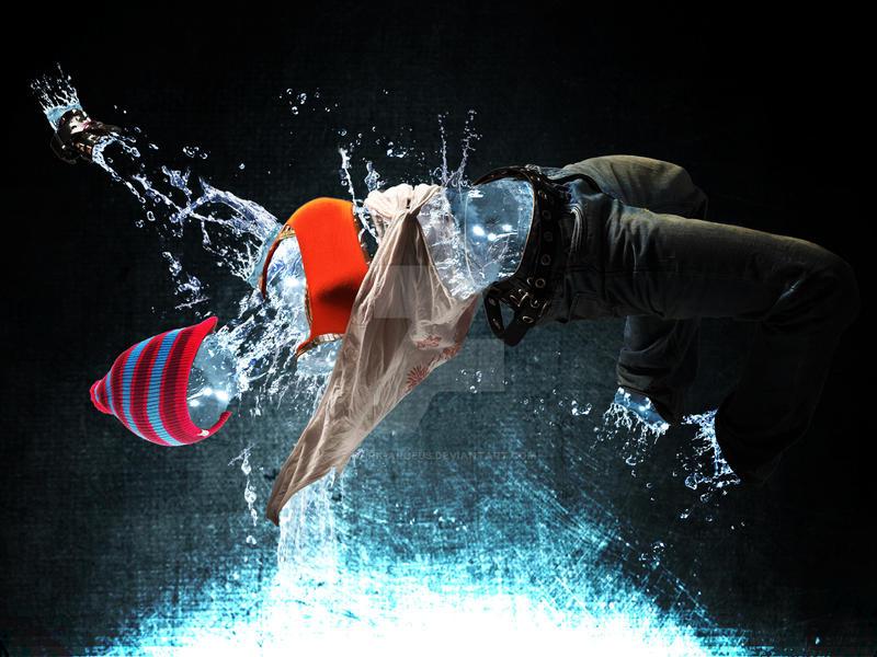 Water Dancer by dark-arceus