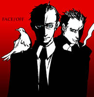 Face Off by piyo119