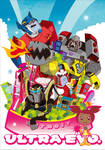 TRANSFORMERS ANIMATED cover