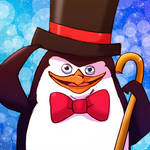 The PENGUINS of MADAGASCAR Skipper
