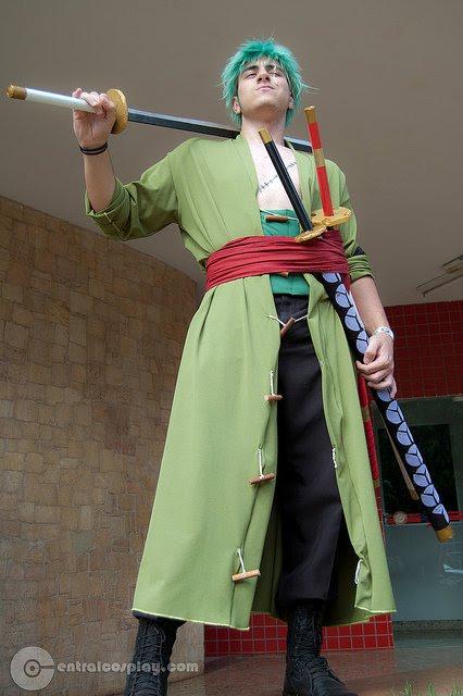 Zoro New World Cosplay roronoa zoro new world cosplayZoro New World Cosplay
