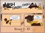 Sen'nahat Desert - Isis-ma - Stage 2 -D by SinjaAussiaAngels