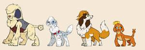 The Shepherd Dogs