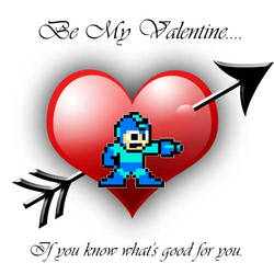 Be My Valentine... by Lan1981