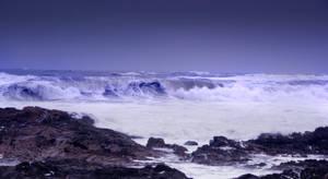 Making waves. by lex-strat