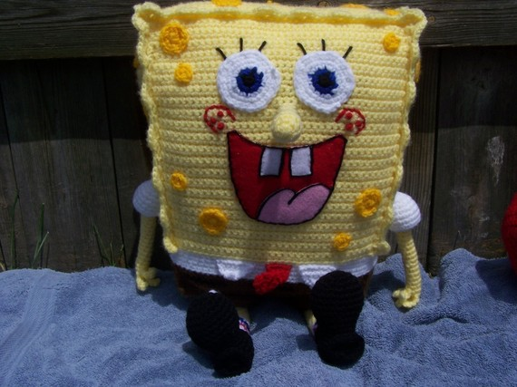 Spongebob Squarepants by mama24boyz on DeviantArt