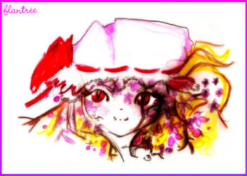 blossom scarlet child...