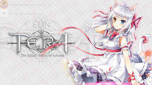 Elin from Tera wallpaper by pwldot