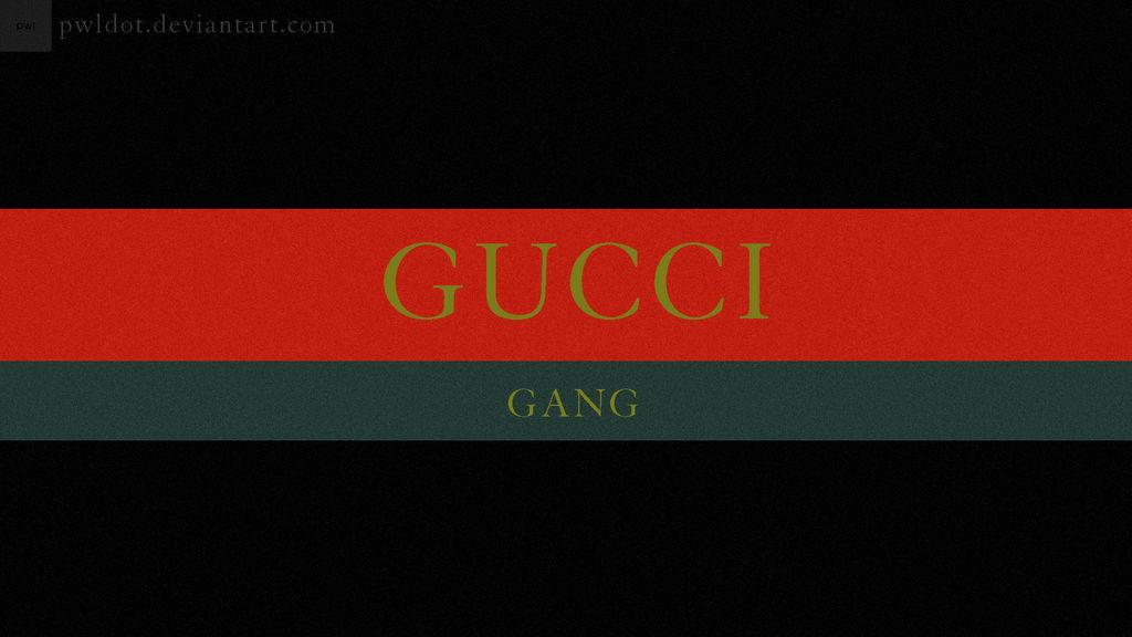 Gucci Gang by pwldot