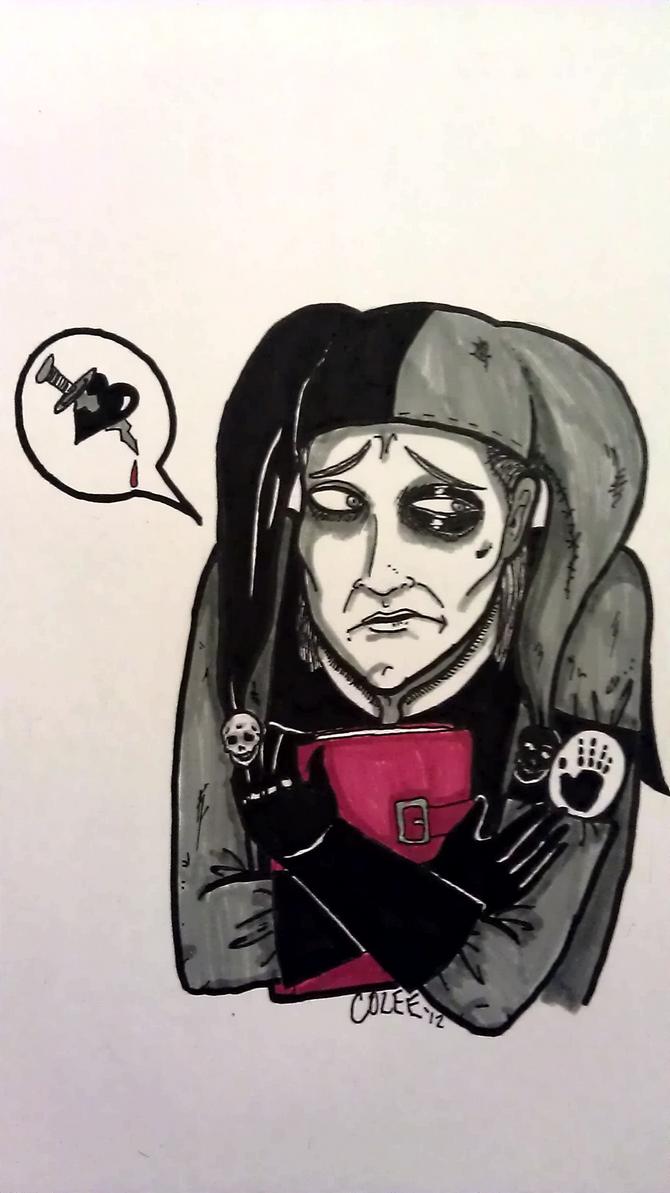 Depressed Cicero by aestheticsadism