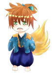 [ PC ] InuYasha Shipo by Akeita