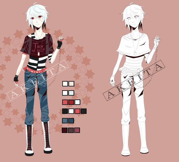 [ CLOSED] EMERGENCY AUCTION Adoptable by Akeita