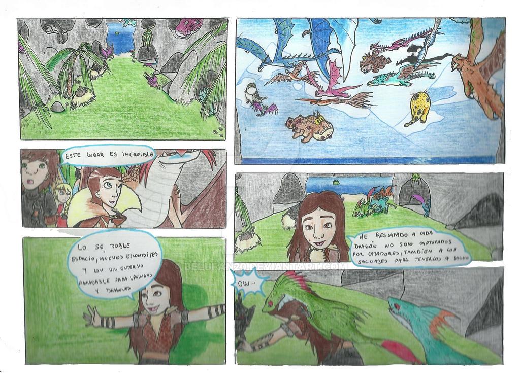 Nuevos Encuentros y Nuevas Especies Parte00024 by BeluFan20