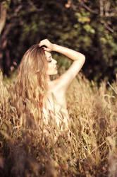 Golden Soul by Eka-Ekatherine