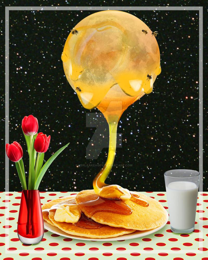 HoneyMoon-Hot Cakes by Perlaakeaggy