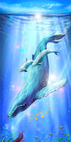 Blue whale blues