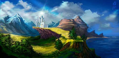 Goddess castle