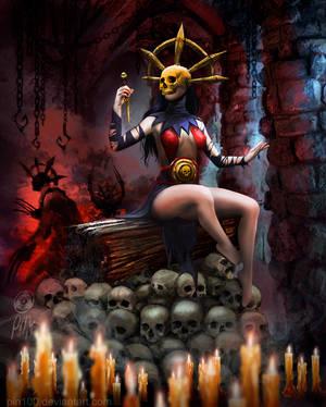 Darkest Dungeon by pin100