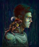 Schizophrenia by pin100