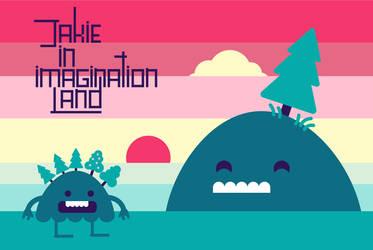 Jakie in Imaginationland by pin100