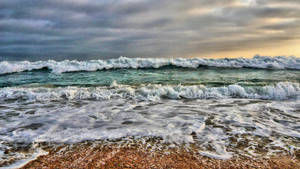 Wave HDR OMgomg by Secretcow