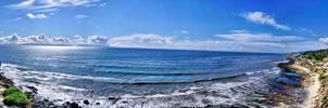 San Pedro HDR Panoramic by Secretcow