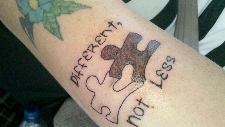 Autism Awareness Tattoo by noctiluca-angel on DeviantArt