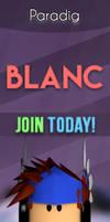 Blanc Ad