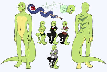 Spoctor Reference Sheet (Official) by SpoctorTech