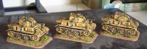 Flames of War 15mm Pz II Lynx 2