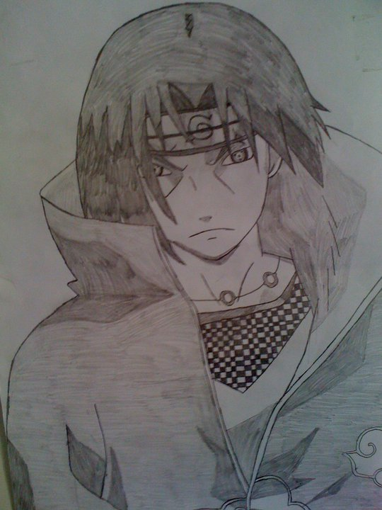 Itachi by OvenMittensForGandhi