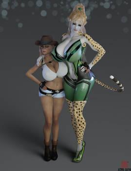 Diggers Sisters - Duo 01