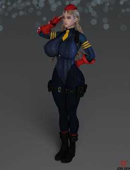 Cammy White - Shadow Doll Version