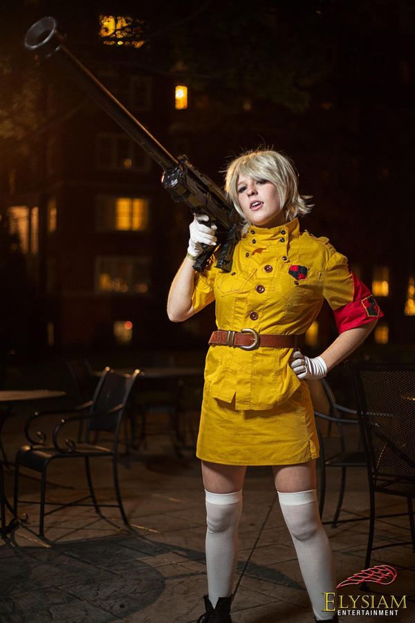 Seras Victoria 1 by awkward-heart