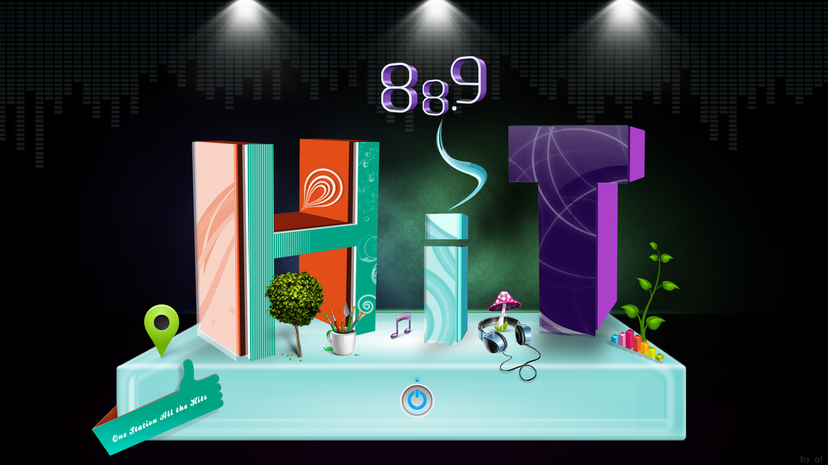 Hit 88,9 by afmrp