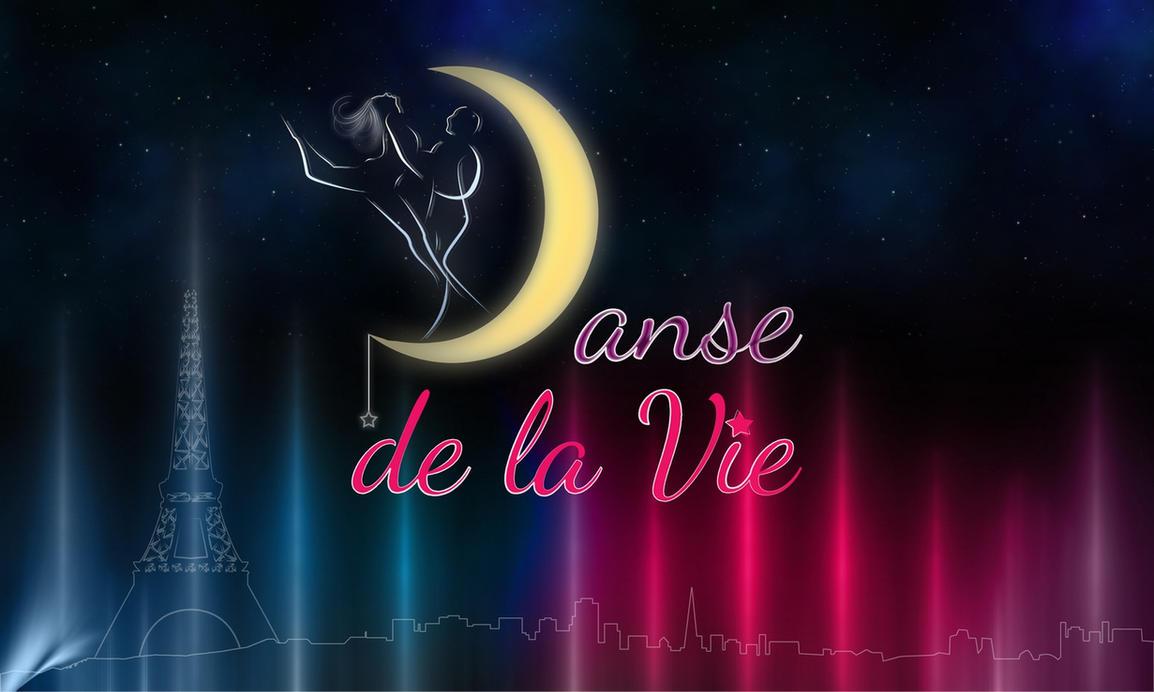 Danse de la Vie - Logo - Wallpaper by afmrp