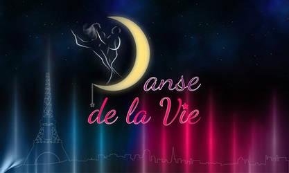 Danse de la Vie - Logo - Wallpaper