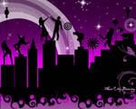 When city Dancing
