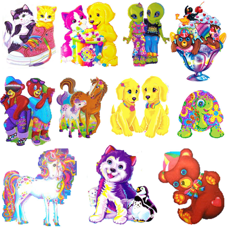Lisa Frank Collage Lisa Frank Collage by